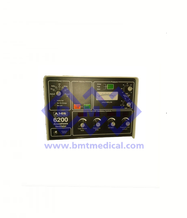 ams6200 anestezi ventilatörü