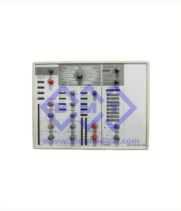 sıemens servo300 ventilatör