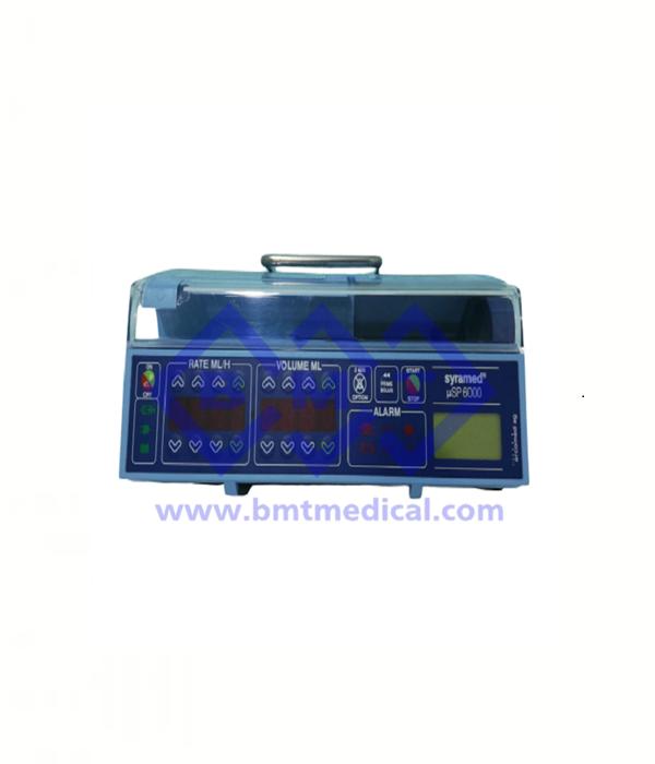 syramed usp6000 enjektör pompası