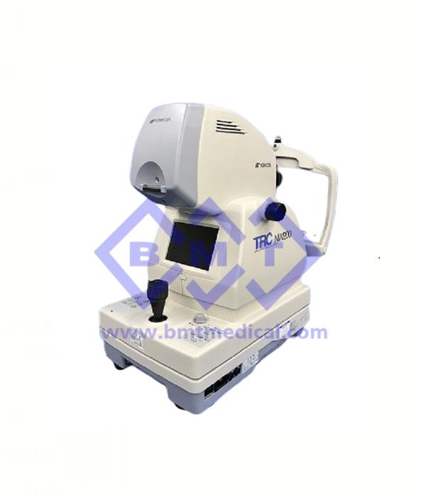 topcon nw200 retinal camera